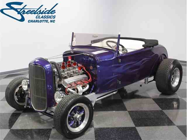 Picture of Classic '31 Ford Roadster located in Concord North Carolina - $34,995.00 - MKCK
