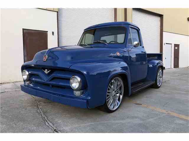 Picture of '55 F100 - MKD0