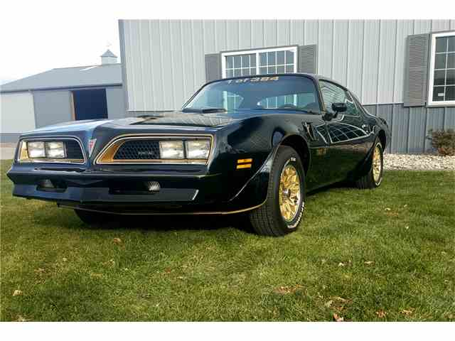 Picture of '77 Firebird Trans Am - MKDF