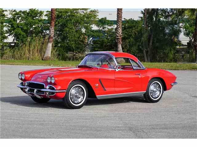 Picture of '62 Corvette - MKDW