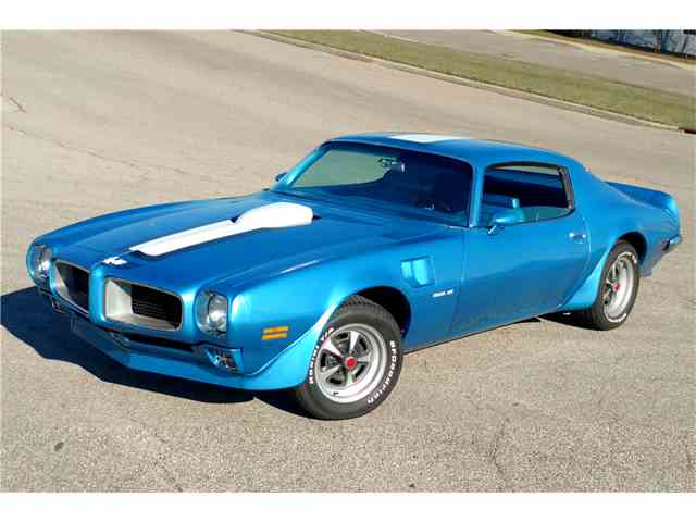 Picture of '70 Firebird Trans Am - MKE8