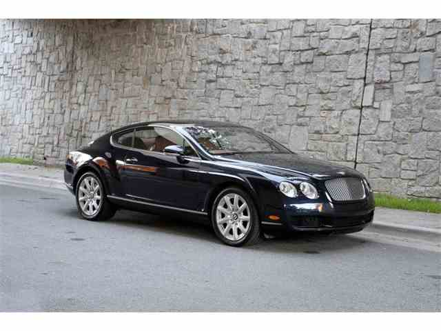 2005 Bentley Continental | 1050287