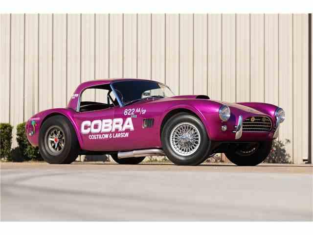 Picture of '63 Cobra - MKEZ