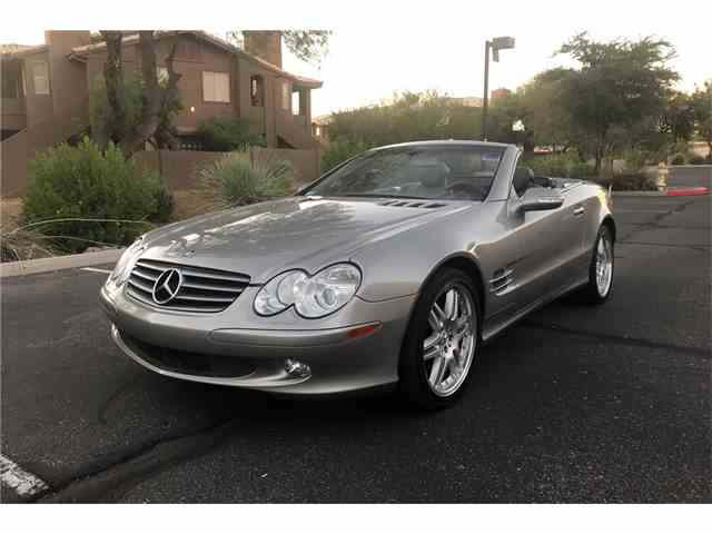 Picture of '03 SL500 - MKGQ