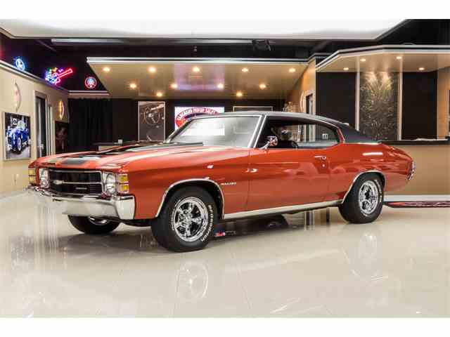 Picture of 1971 Chevrolet Chevelle located in Plymouth Michigan Offered by Vanguard Motor Sales - MKGW