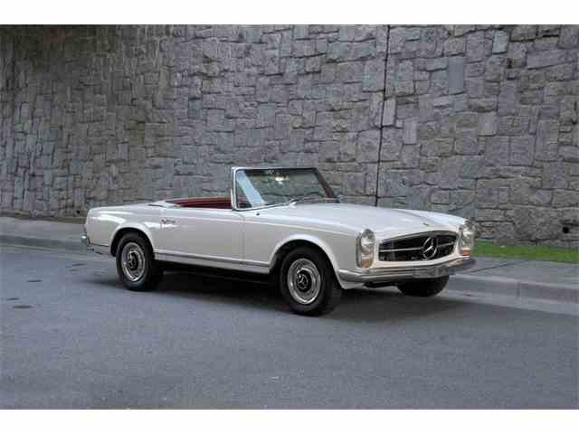 Picture of 1964 Mercedes-Benz 230SL located in Georgia - $56,900.00 - MIEX
