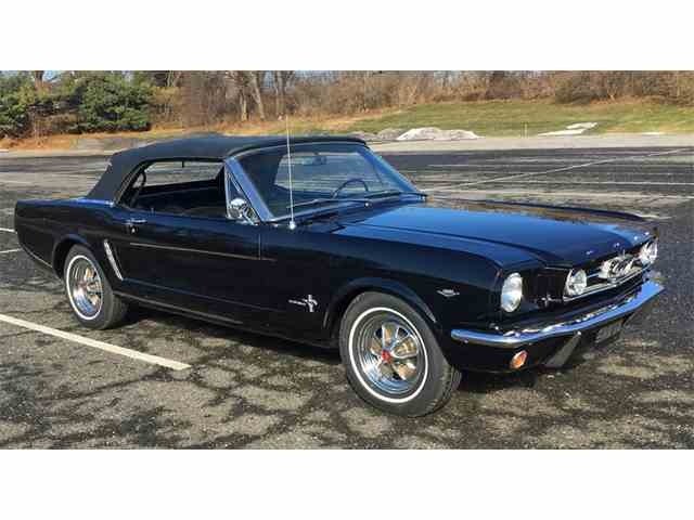 1963 Mustang Green