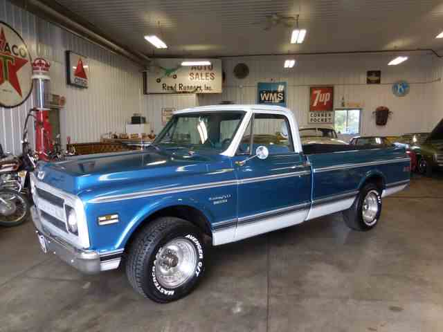Picture of '70 C/K 10 - MKHC