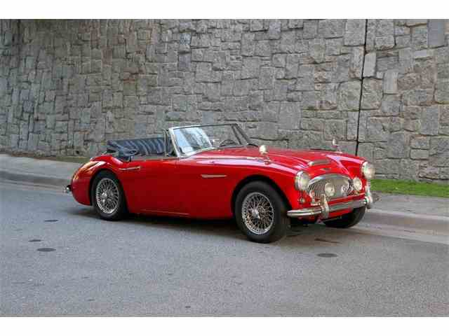 1963 Austin-Healey 3000 Mark II | 1050299