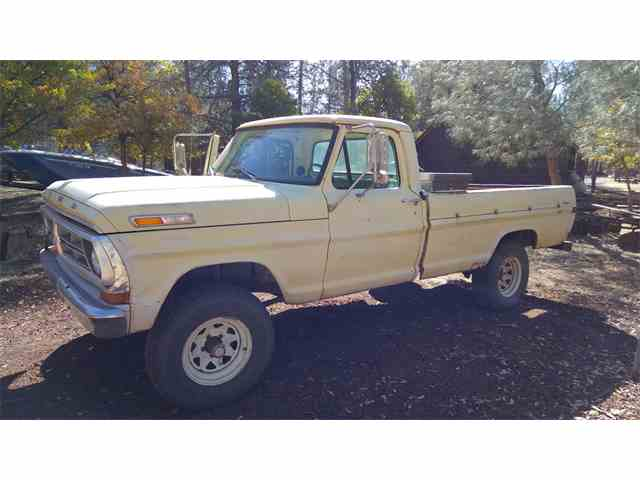 Picture of '72 F100 - MKHS