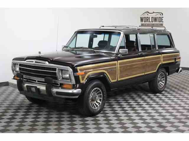 Picture of '90 Grand Wagoneer - MI7I