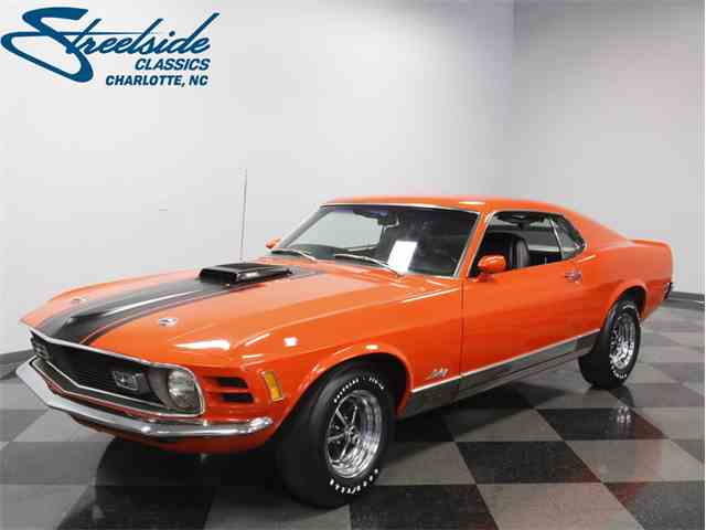 Picture of '70 Mustang Mach 1 - MKIC