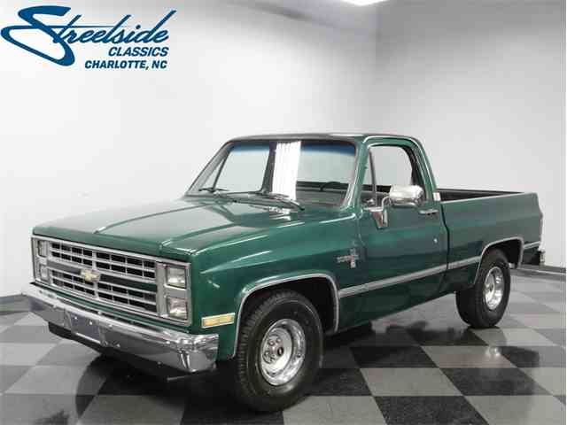 Picture of '83 Chevrolet C10 - $18,995.00 Offered by Streetside Classics - Charlotte - MKIE