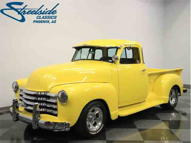 Picture of 1951 3100 located in Mesa Arizona Offered by Streetside Classics - Phoenix - MKIH