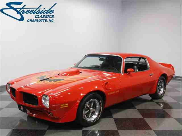 Picture of '73 Firebird Trans Am - MKIM