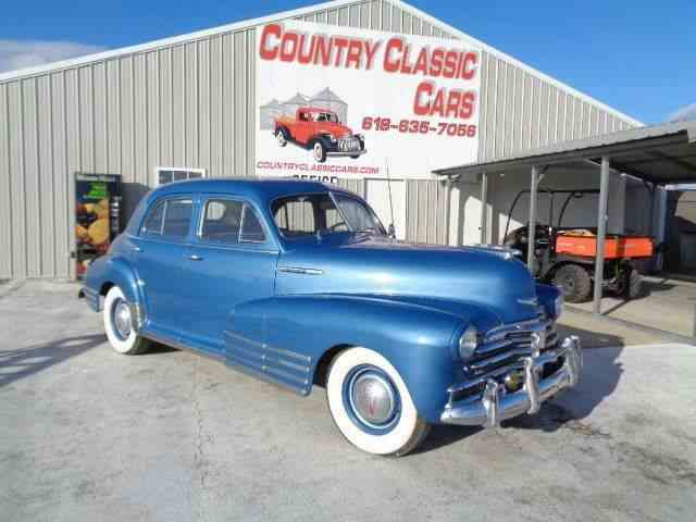 Picture of '48 Fleetline - MKIS