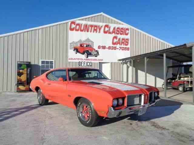 Picture of '72 Cutlass - MKIY