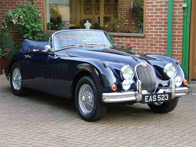 Picture of 1960 XK150 located in  Auction Vehicle Offered by JD Classics LTD - MIF6