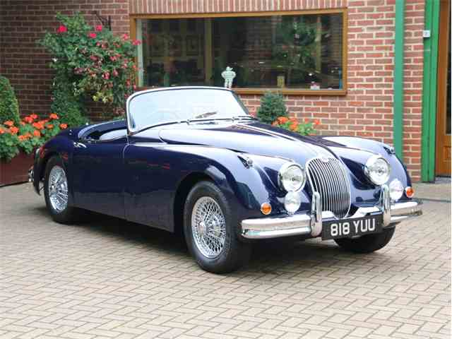 Picture of '58 XK150 - MIF8