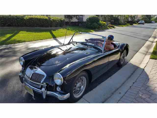 Picture of '59 MGA - MKMM
