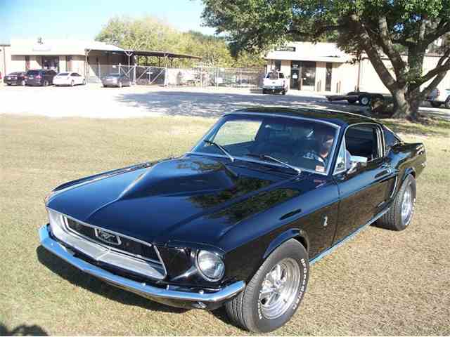 Picture of Classic '68 Ford Mustang located in CYPRESS TEXAS Offered by Performance Mustangs - MIFN