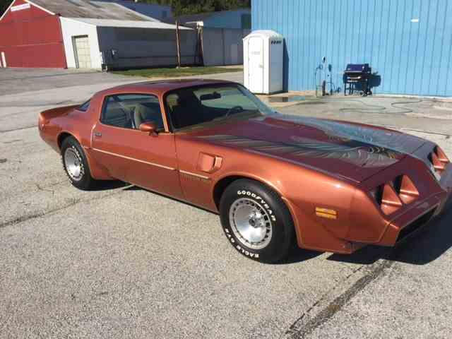 1980 pontiac firebird for sale on. Black Bedroom Furniture Sets. Home Design Ideas