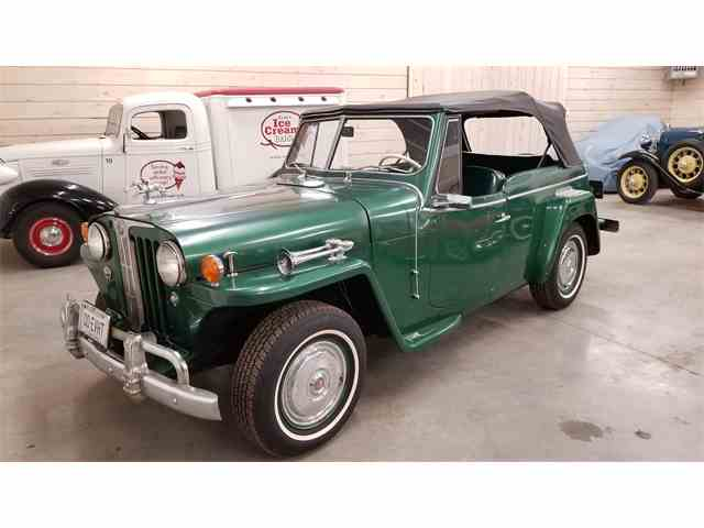 Picture of '49 Jeepster - MKOV