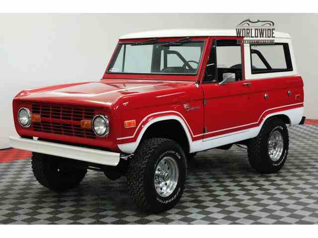 Picture of '74 Bronco - MKQ6