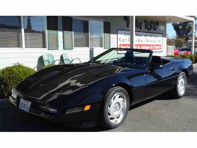 Picture of '91 Corvette - MIFV