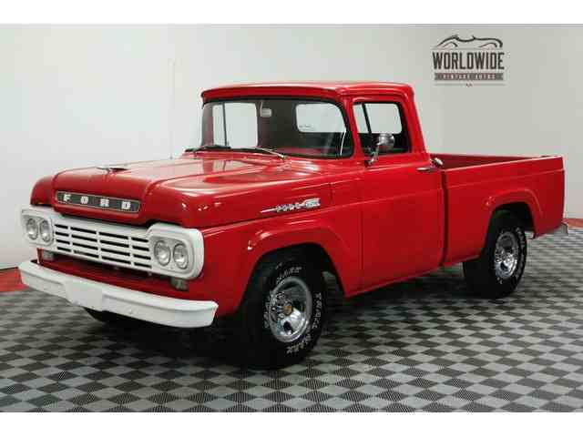 Picture of '58 F100 - MKQP