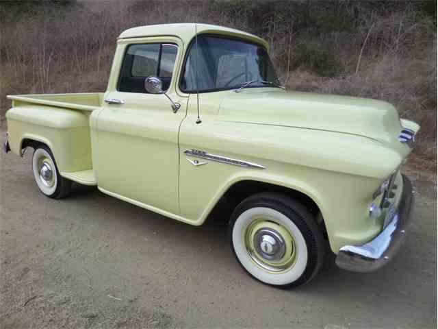 Picture of '55 3100 located in Laguna Beach California - $38,500.00 Offered by Laguna Classic Cars - MKQZ