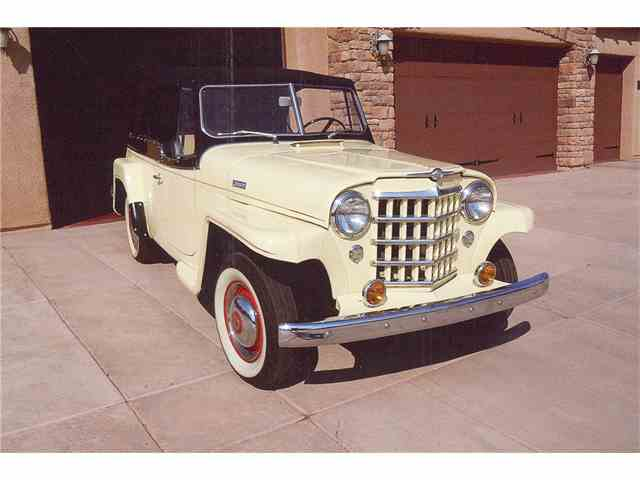 Picture of '50 Jeepster - MKS1