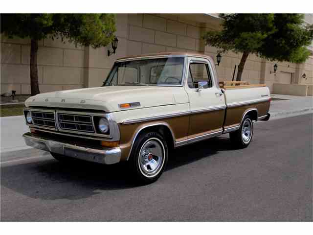 Picture of '72 F100 - MKS3