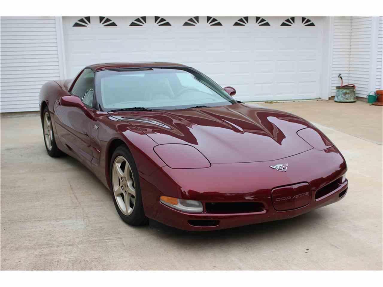 Corvette chevy corvette 2003 : 2003 Chevrolet Corvette for Sale | ClassicCars.com | CC-1053374