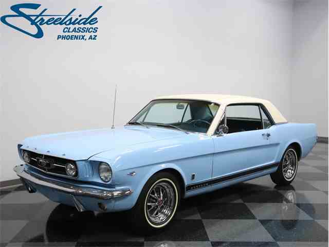 Picture of '65 Ford Mustang GT located in Arizona Offered by Streetside Classics - Phoenix - MI7M