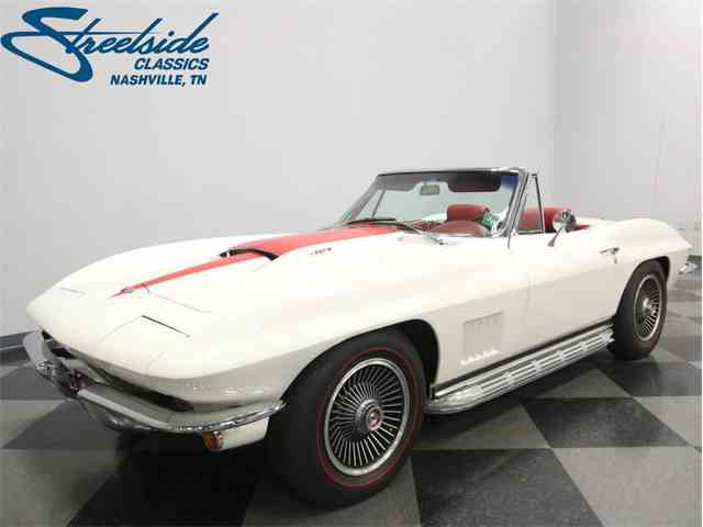 Picture of '67 Corvette L68 Convertible - MKTA