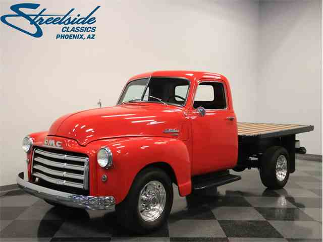 Picture of '50 Gmc 150 Flatbed - MKTN