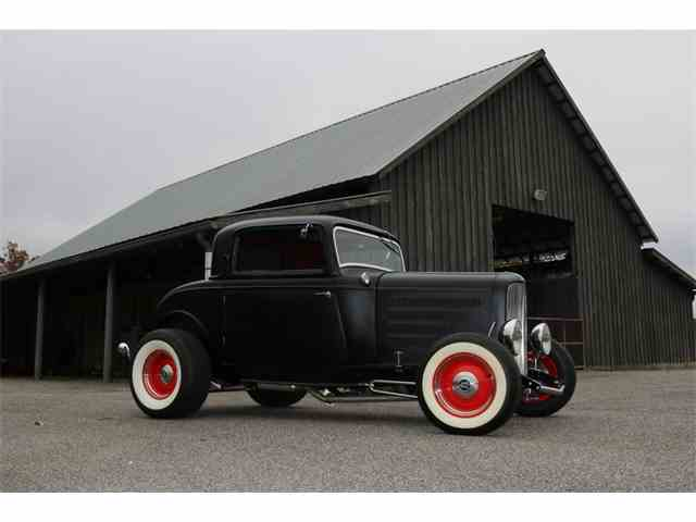 Picture of '32 3 Window Coupe High Boy - MKU0