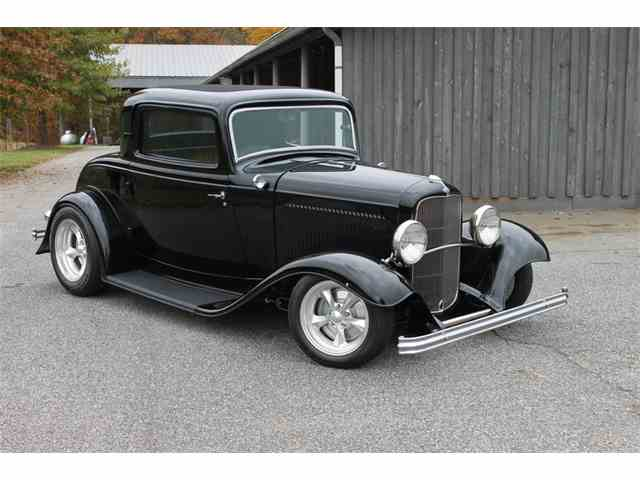 Picture of '32 3-Window Coupe - MKU3