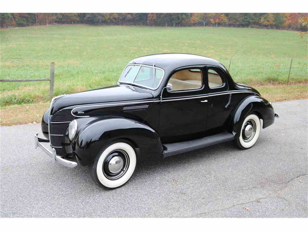 1939 ford 2 door standard coupe for sale for 1939 ford 2 door sedan for sale