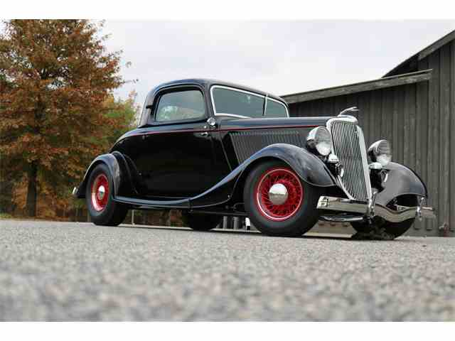 Picture of '34 3-Window Coupe - MKU5