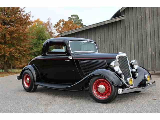 Picture of '34 3-Window Coupe - MKUH