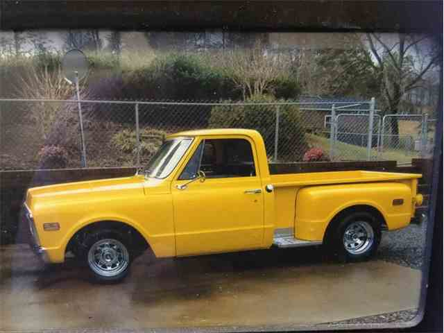 Picture of '69 Pickup - MKUM
