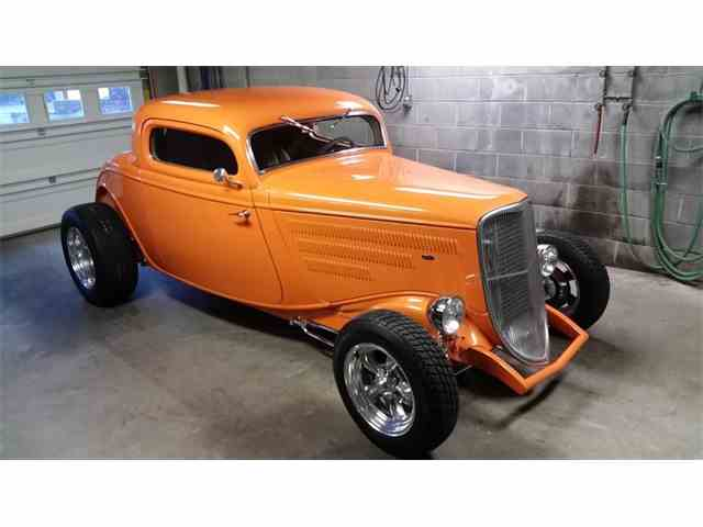 Picture of '33 3-Window Coupe - MKUO
