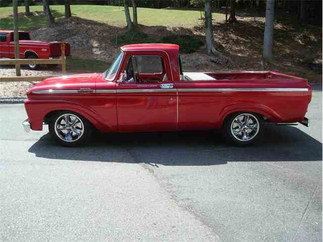Picture of '63 F100 Custom Unibody - MKUS