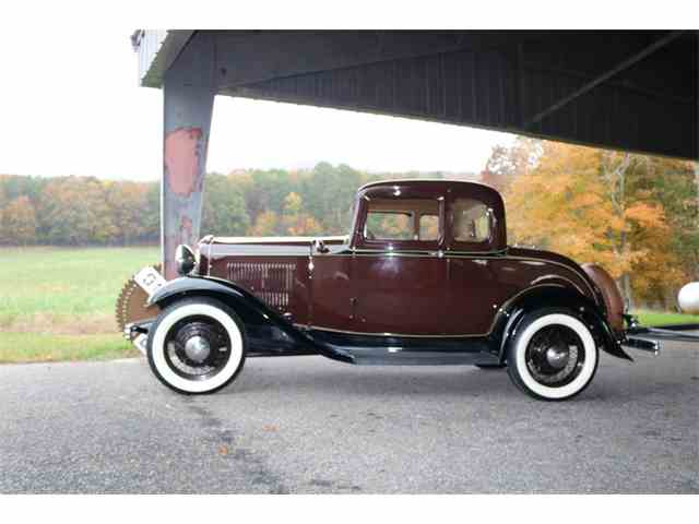 Picture of '32 5-Window Coupe - MKUT