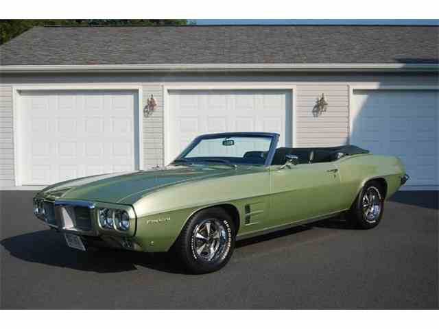 Picture of '69 Firebird 350 HO - MKUW