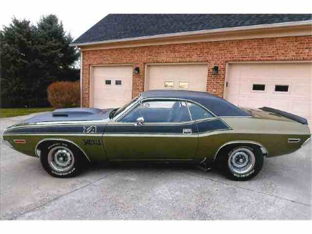 Picture of '70 Challenger T/A - MKUX