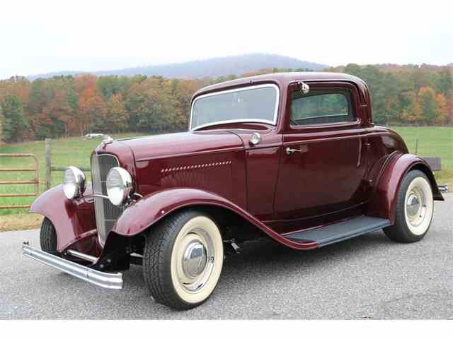 Picture of '32 3-Window Coupe - MKV2