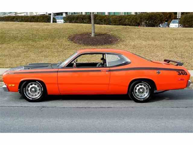 Picture of '72 Duster - MKVC